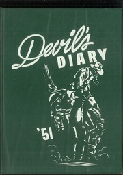 Page 1, 1951 Edition, Evanston High School - Devils Diary Yearbook (Evanston, WY) online yearbook collection