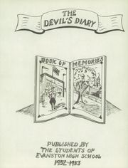 Page 7, 1953 Edition, Evanston High School - Devils Diary Yearbook (Evanston, WY) online yearbook collection