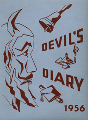 Page 1, 1956 Edition, Evanston High School - Devils Diary Yearbook (Evanston, WY) online yearbook collection