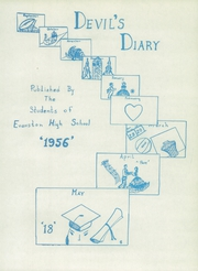 Page 7, 1956 Edition, Evanston High School - Devils Diary Yearbook (Evanston, WY) online yearbook collection