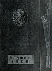 Page 1, 1939 Edition, Globe High School - Wigwam Yearbook (Globe, AZ) online yearbook collection