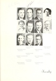 Page 17, 1939 Edition, Globe High School - Wigwam Yearbook (Globe, AZ) online yearbook collection