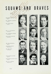 Page 16, 1940 Edition, Globe High School - Wigwam Yearbook (Globe, AZ) online yearbook collection