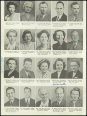 Page 10, 1949 Edition, Globe High School - Wigwam Yearbook (Globe, AZ) online yearbook collection