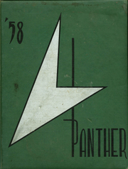 1958 Edition, Derby High School - Panther Yearbook (Derby, KS)
