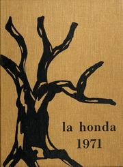 1971 Edition, Laguna Blanca School - La Honda Yearbook (Santa Barbara, CA)