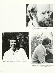 Page 16, 1975 Edition, Laguna Blanca School - La Honda Yearbook (Santa Barbara, CA) online yearbook collection