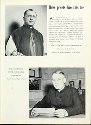 Page 11, 1955 Edition, Notre Dame High School - Mater Dei Yearbook (Batavia, NY) online yearbook collection