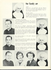 Page 12, 1955 Edition, Notre Dame High School - Mater Dei Yearbook (Batavia, NY) online yearbook collection