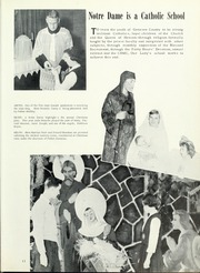 Page 15, 1955 Edition, Notre Dame High School - Mater Dei Yearbook (Batavia, NY) online yearbook collection