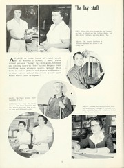 Page 16, 1955 Edition, Notre Dame High School - Mater Dei Yearbook (Batavia, NY) online yearbook collection
