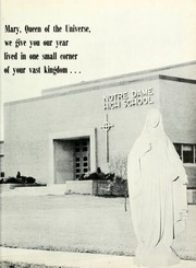 Page 5, 1955 Edition, Notre Dame High School - Mater Dei Yearbook (Batavia, NY) online yearbook collection