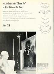 Page 8, 1955 Edition, Notre Dame High School - Mater Dei Yearbook (Batavia, NY) online yearbook collection