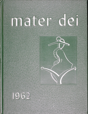 1962 Edition, Notre Dame High School - Mater Dei Yearbook (Batavia, NY)