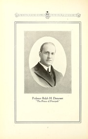 Page 6, 1921 Edition, Jesup Scott High School - Scottonian Yearbook (Toledo, OH) online yearbook collection