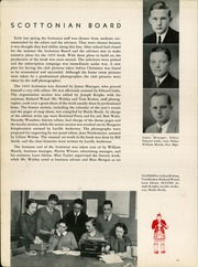 Page 12, 1935 Edition, Jesup Scott High School - Scottonian Yearbook (Toledo, OH) online yearbook collection