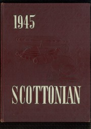 Page 1, 1945 Edition, Jesup Scott High School - Scottonian Yearbook (Toledo, OH) online yearbook collection