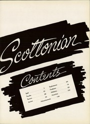 Page 9, 1945 Edition, Jesup Scott High School - Scottonian Yearbook (Toledo, OH) online yearbook collection