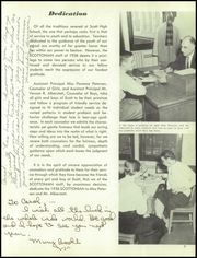 Page 11, 1956 Edition, Jesup Scott High School - Scottonian Yearbook (Toledo, OH) online yearbook collection