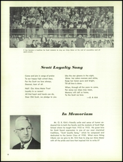 Page 12, 1956 Edition, Jesup Scott High School - Scottonian Yearbook (Toledo, OH) online yearbook collection