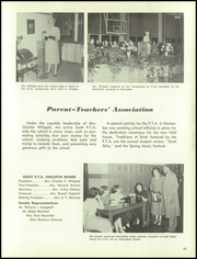 Page 15, 1956 Edition, Jesup Scott High School - Scottonian Yearbook (Toledo, OH) online yearbook collection