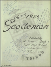 Page 5, 1956 Edition, Jesup Scott High School - Scottonian Yearbook (Toledo, OH) online yearbook collection