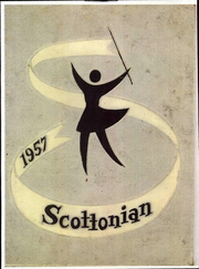 1957 Edition, Jesup Scott High School - Scottonian Yearbook (Toledo, OH)