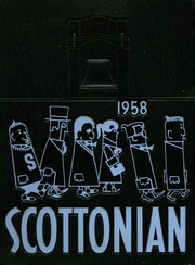 1958 Edition, Jesup Scott High School - Scottonian Yearbook (Toledo, OH)