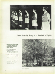 Page 16, 1960 Edition, Jesup Scott High School - Scottonian Yearbook (Toledo, OH) online yearbook collection