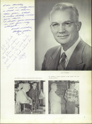 Page 9, 1960 Edition, Jesup Scott High School - Scottonian Yearbook (Toledo, OH) online yearbook collection