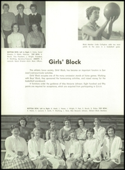 Page 132, 1958 Edition, San Juan High School - Greenback Notes Yearbook (Citrus Heights, CA) online yearbook collection