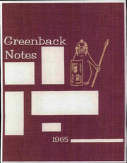 Page 1, 1965 Edition, San Juan High School - Greenback Notes Yearbook (Citrus Heights, CA) online yearbook collection