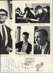 Page 17, 1965 Edition, San Juan High School - Greenback Notes Yearbook (Citrus Heights, CA) online yearbook collection