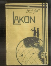Page 1, 1946 Edition, Laconia High School - Lakon Yearbook (Laconia, NH) online yearbook collection