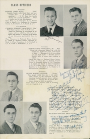 Page 13, 1946 Edition, Laconia High School - Lakon Yearbook (Laconia, NH) online yearbook collection