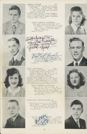 Page 14, 1946 Edition, Laconia High School - Lakon Yearbook (Laconia, NH) online yearbook collection