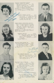 Page 15, 1946 Edition, Laconia High School - Lakon Yearbook (Laconia, NH) online yearbook collection