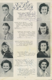 Page 17, 1946 Edition, Laconia High School - Lakon Yearbook (Laconia, NH) online yearbook collection