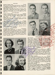 Page 13, 1949 Edition, Laconia High School - Lakon Yearbook (Laconia, NH) online yearbook collection
