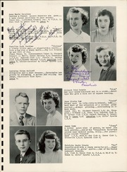 Page 17, 1949 Edition, Laconia High School - Lakon Yearbook (Laconia, NH) online yearbook collection