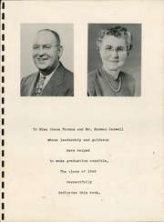 Page 5, 1949 Edition, Laconia High School - Lakon Yearbook (Laconia, NH) online yearbook collection