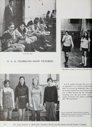 Page 146, 1971 Edition, Laconia High School - Lakon Yearbook (Laconia, NH) online yearbook collection