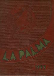 Page 1, 1953 Edition, Orosi High School - La Palma Yearbook (Orosi, CA) online yearbook collection