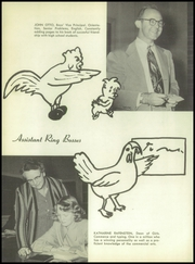 Page 12, 1953 Edition, Orosi High School - La Palma Yearbook (Orosi, CA) online yearbook collection