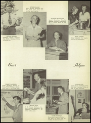 Page 13, 1953 Edition, Orosi High School - La Palma Yearbook (Orosi, CA) online yearbook collection