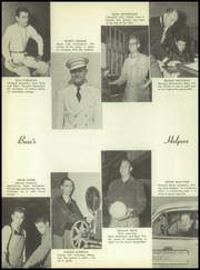 Page 14, 1953 Edition, Orosi High School - La Palma Yearbook (Orosi, CA) online yearbook collection