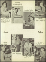 Page 15, 1953 Edition, Orosi High School - La Palma Yearbook (Orosi, CA) online yearbook collection