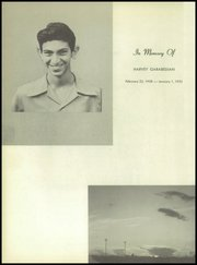 Page 6, 1953 Edition, Orosi High School - La Palma Yearbook (Orosi, CA) online yearbook collection