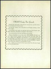 Page 8, 1953 Edition, Orosi High School - La Palma Yearbook (Orosi, CA) online yearbook collection