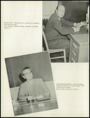 Page 12, 1954 Edition, Orosi High School - La Palma Yearbook (Orosi, CA) online yearbook collection